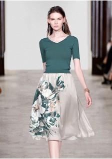 GSS9716XX Top+Skirt