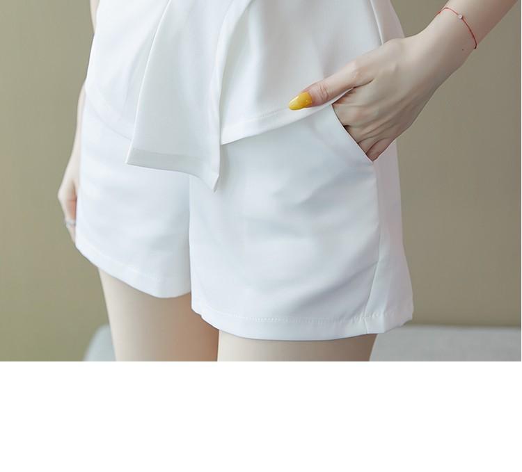 SS8335XX Top+Shorts