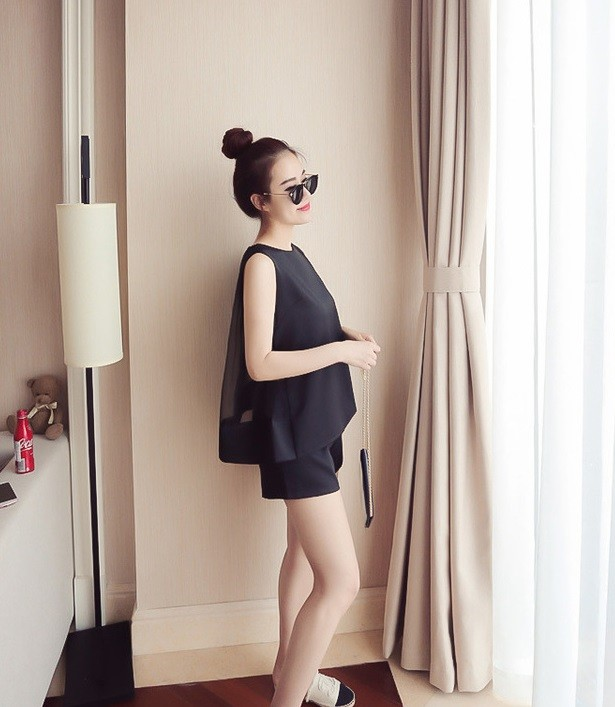 GSS1817XX Top+Shorts