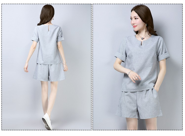 GSS756XX Top+Shorts
