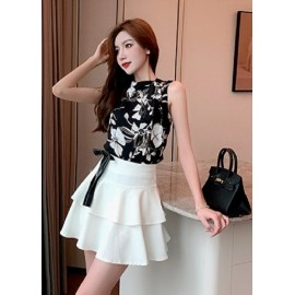 JNS811X Top+Skirt