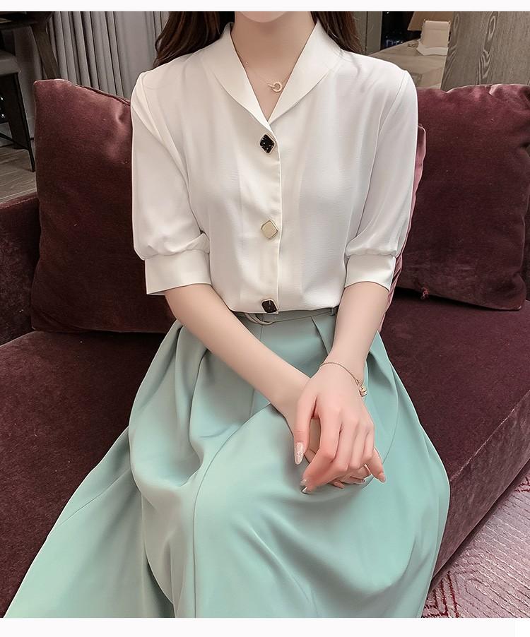 JNS6036X Top+Skirt