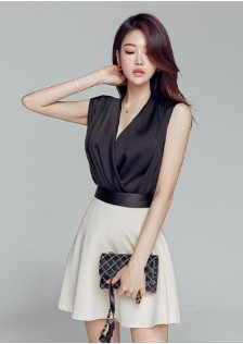 JNS3819X Top+Skirt