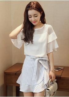 JNS826X Top+Skirt