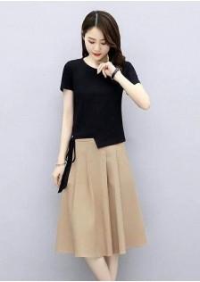 JNS1224X Top+Skirt