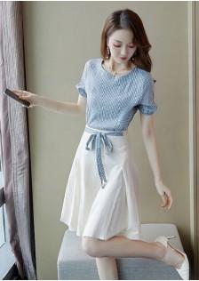 JNS3372X Top+Skirt