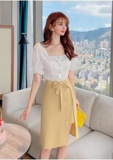 JNS5039X Top+Skirt