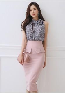 JNS5908X Top+Skirt