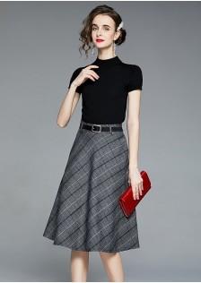 JNS8169X Top+Skirt