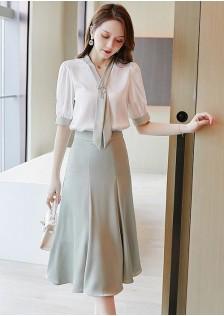 JNS9227X Top+Skirt